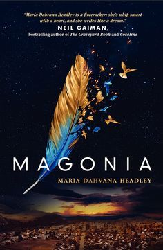 Magonia by Maria Dahvana Headley | Audiobook Review