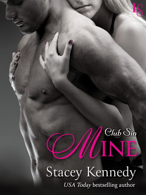 Mine by Stacey Kennedy | Book Review + Giveaway