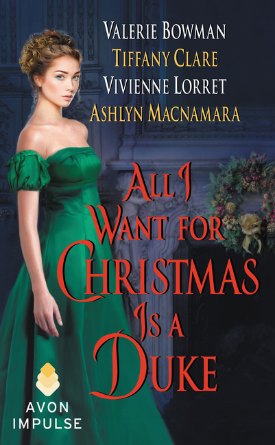 All I Want for Christmas is a Duke Anthology | Book Review + Giveaway