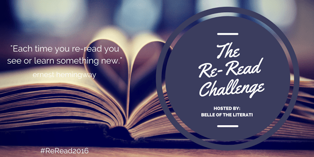 The Re-Read Challenge