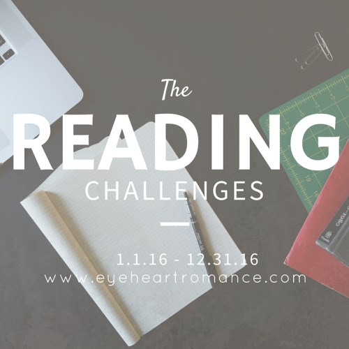 The Reading Challenges 2016 (1)