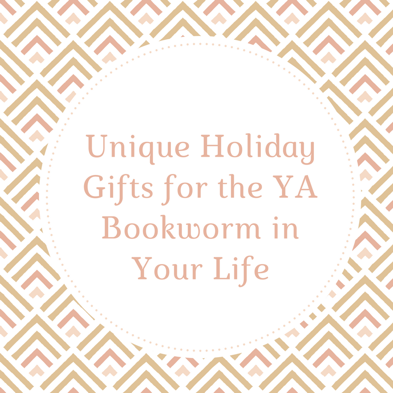 Unique Holiday Gifts for the YA Bookworm in Your Life