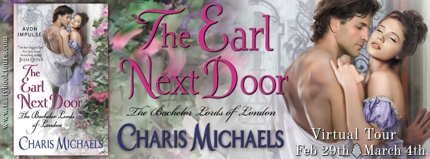 Guest Post: Top 5 Favorite Historical Romances by Charis Michaels + Giveaway