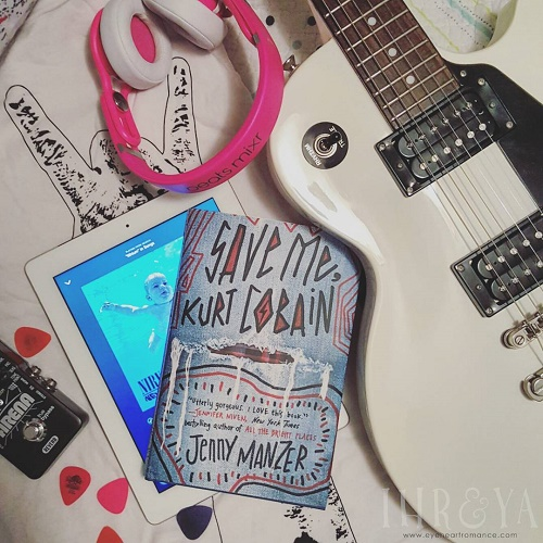 save-me-kurt-cobain-bookstagram