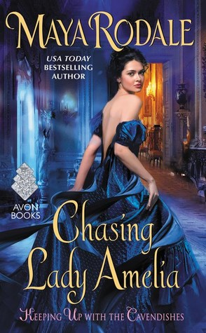 Not Another Roman Holiday | Chasing Lady Amelia by Maya Rodale | Book Review