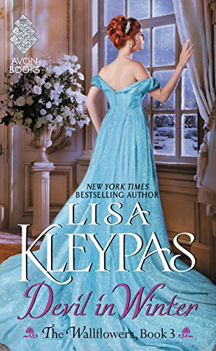 In Which I Still Don't Fall in Love with St. Vincent | Devil In Winter by Lisa Kleypas | Book Review