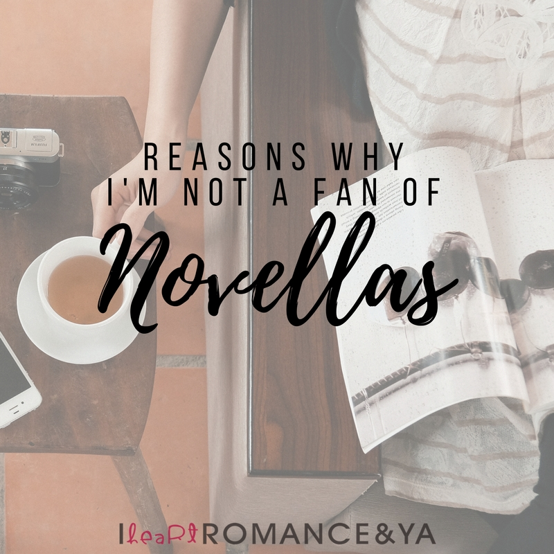 Bookish Discussions: The Thing About Novellas