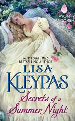 Secrets of a Summer Night by Lisa Kleypas Cover