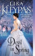 Devil in Spring by Lisa Kleypas