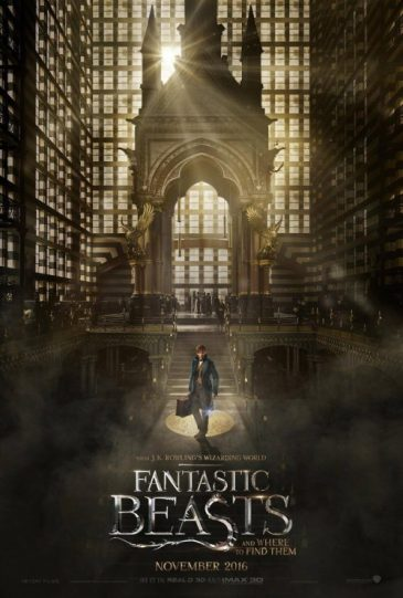 Fantastic Beasts and Where to Find Them Spoiler Movie Review