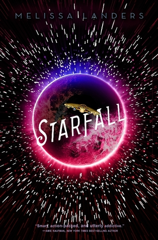 Starfall by Melissa Landers | DNF Review