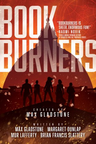 Clothing Inspiration: Bookburners created by Max Gladstone
