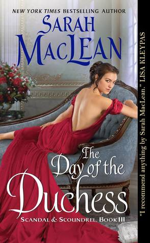 This Book SLAYED Me! The Day of the Duchess by Sarah MacLean Book Review + Giveaway
