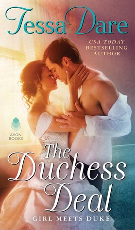 This Book was Hilarious! The Duchess Deal by Tessa Dare Audiobook Review