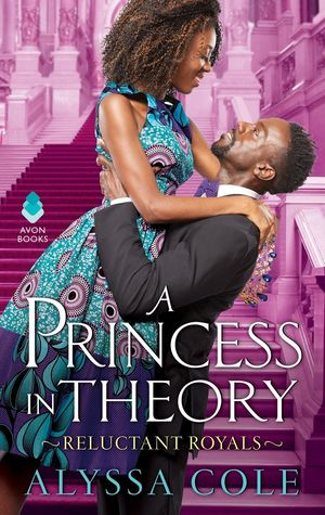 A Modern Day Fairy Tale! A Princess in Theory by Alyssa Cole [Audiobook Review]
