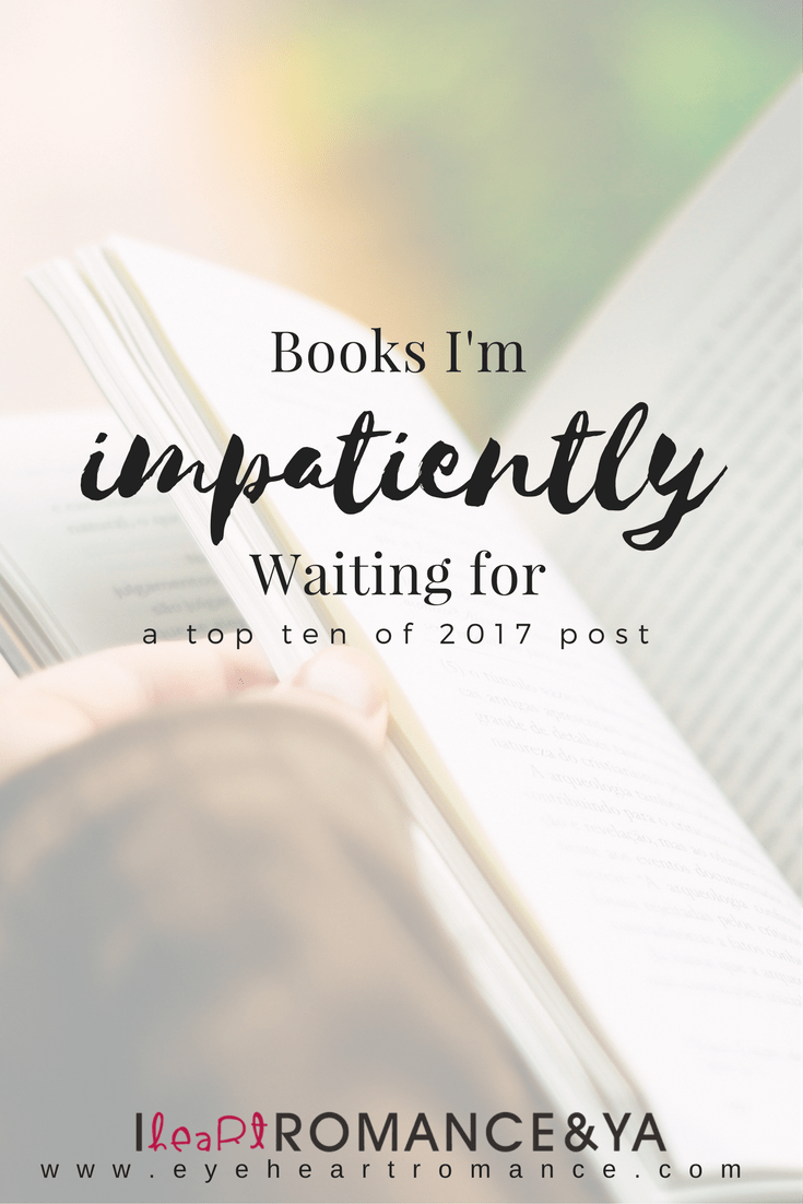 Books I'm Impatiently Waiting for