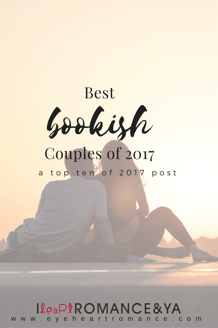 Best Bookish Couples of 2017