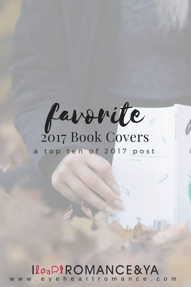 Favorite 2017 Book Covers
