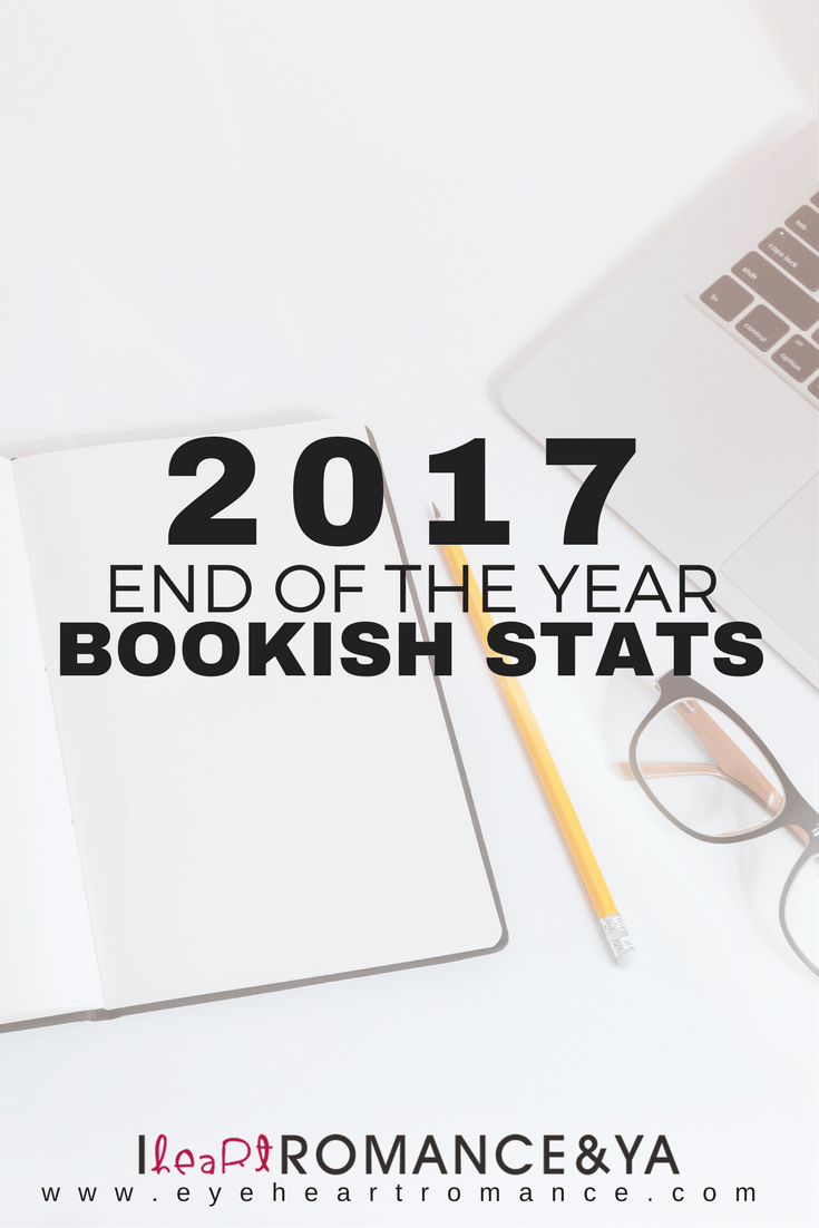 2017 End of the Year Stats