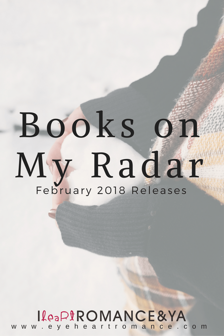 Books on My Radar | February 2018