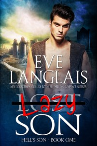 Lazy Son by Eve Langlais Cover