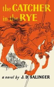 The Catcher in the Rye by J.D. Salinger Cover