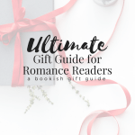 Gift Guide Romance Readers Graphic
