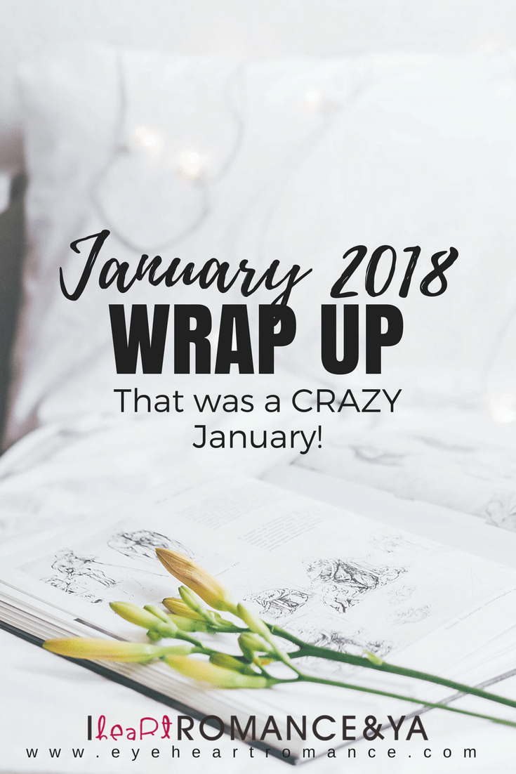 That was a CRAZY January! January Wrap Up