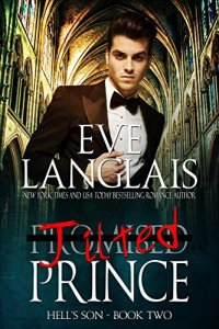 Jilted Prince by Eve Langlais Cover
