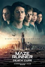 Death Cure Poster