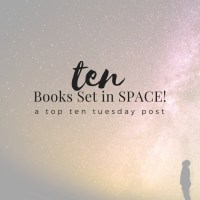 Ten Books Set in SPACE!