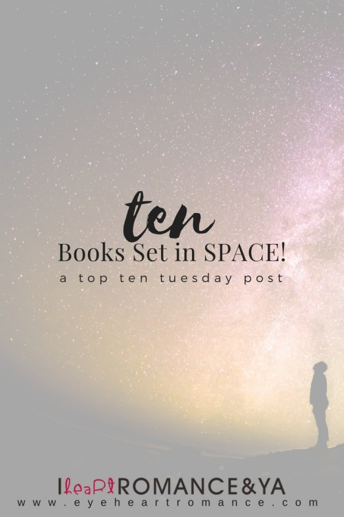 Books Set in SPACE!
