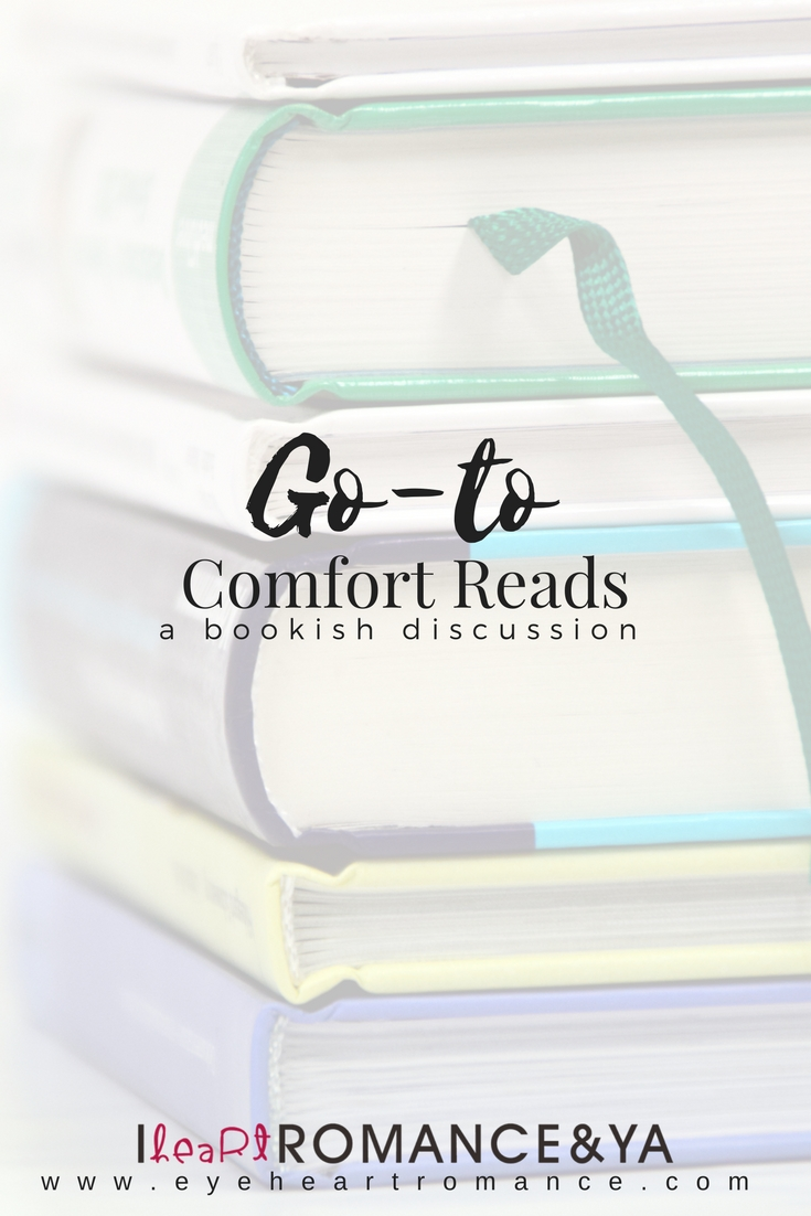 My Go-to Comfort Reads