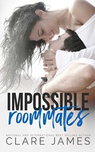 Impossible Roommates by Clare James