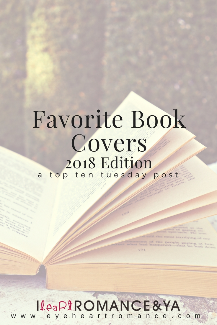Favorite Book Covers 2018 Edition