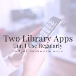Two Library Apps that I Use Regularly