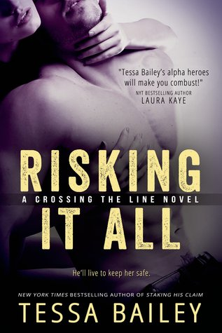 Hot Damn! Crossing the Line Series by Tessa Bailey [Audiobook Review]