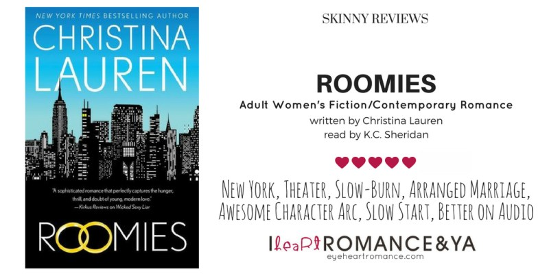 Roomies Skinny Review