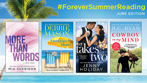 Forever Summer Reading Blog Event + Giveaway