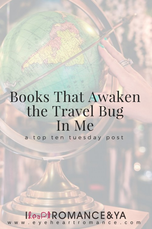 Books That Awaken the Travel Bug In Me