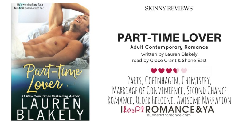 Part-Time Lover Skinny Review