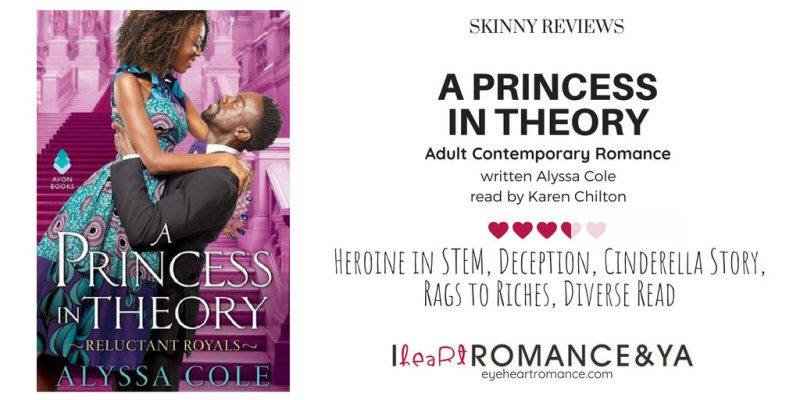 A Princess in Theory Skinny Review