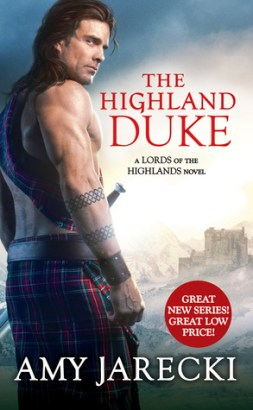 The Highland Duke by Amy Jarecki