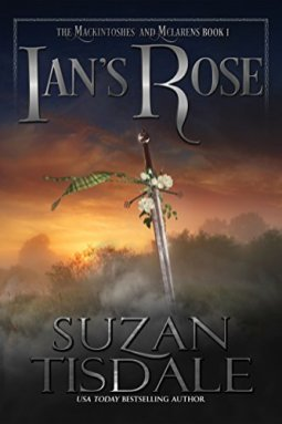 Ian's Rose by Suzan Tisdale