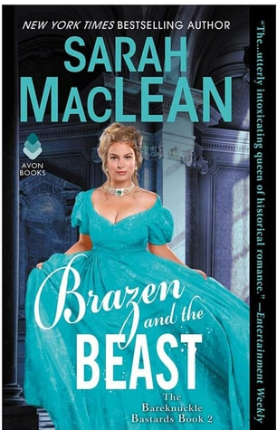 Brazen and the Beast by Sarah MacLean [Excerpt + Giveaway]