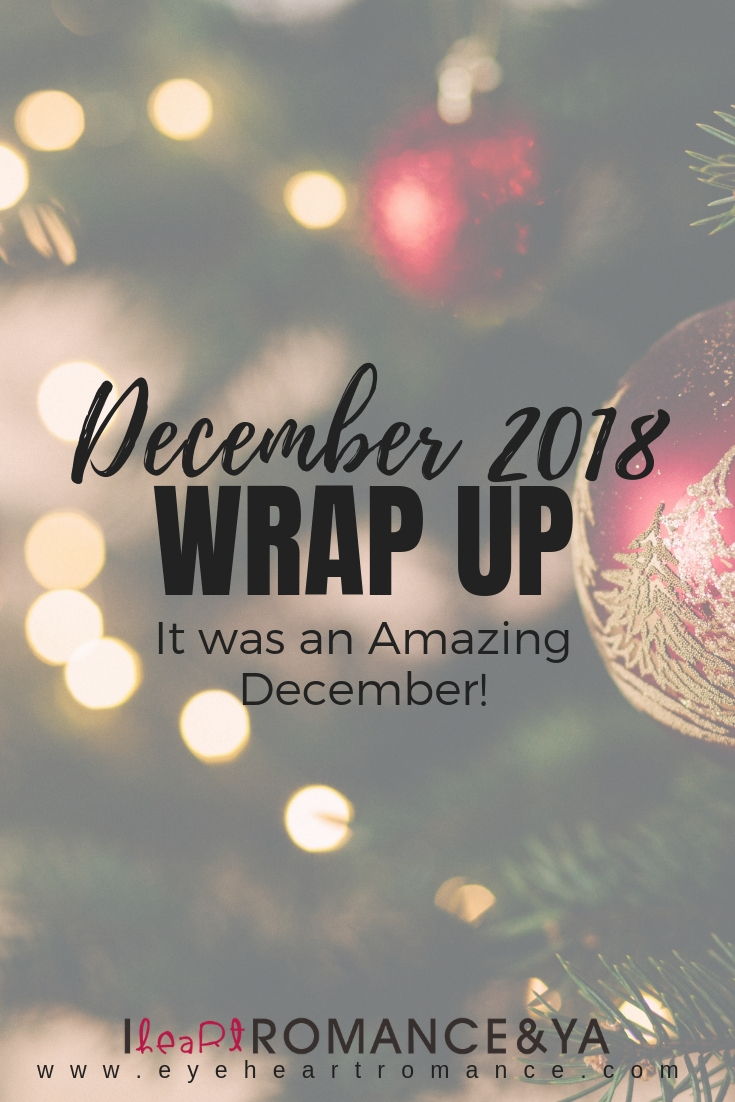 It was an Amazing December! | December 2018 Monthly Wraps