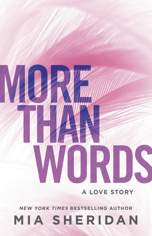 This Book Broke Me! More Than Words by Mia Sheridan [Audiobook Review]