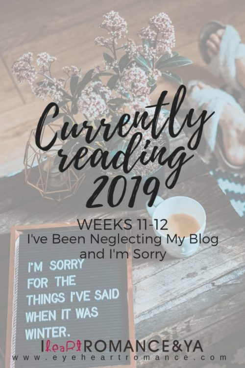 I've Been Neglecting My Blog and I'm Sorry