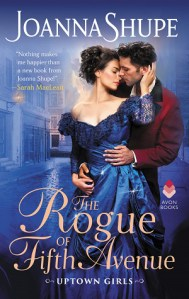 The Rogue of Fifth Avenue by Joanna Shupe