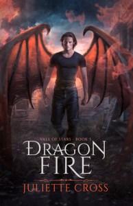 Dragon Fire by Juliette Cross